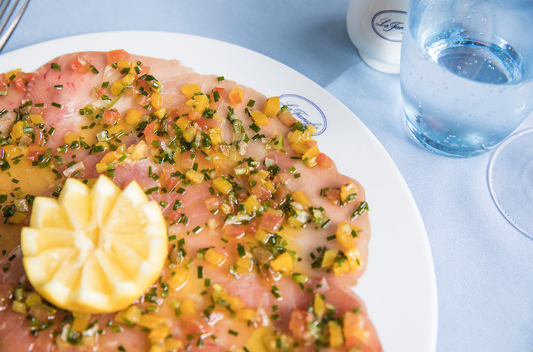 Italian food London